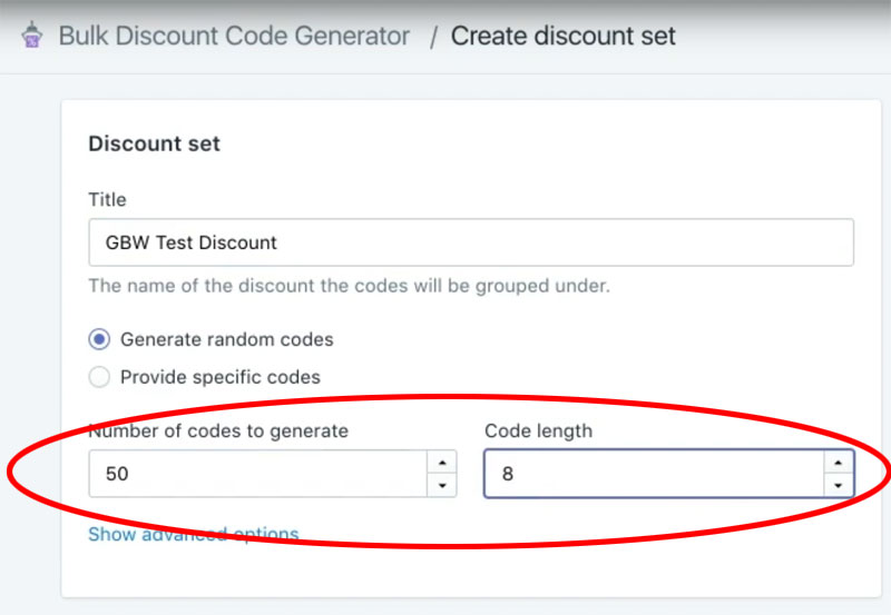 How To Create Bulk Coupon Codes In Shopify - Go Brand Win