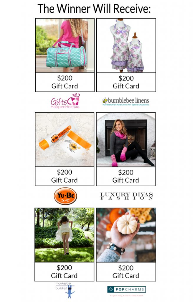 mother child giveaway